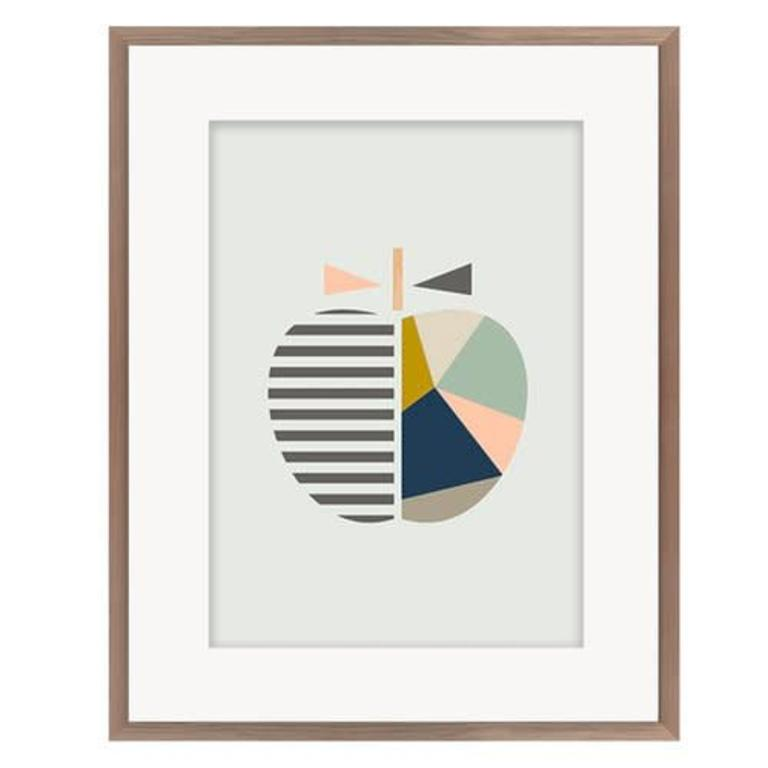 Scandi Apple - Guggenart Prestige Art & Framing