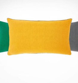 Iosis by Yves Delorme Pigment Decorative Pillow 13x22 by Iosis - Yves Delorme