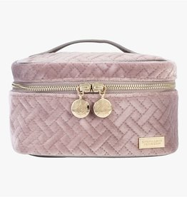 Stephanie Johnson Milan D. Plum Louise Travel Case by Stephanie Johnson
