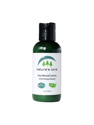 NATURE'S LOVE Nature's Love Fast Releaf Lotion