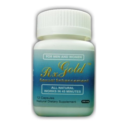 NATURAL LIVING Natural Living Rx Gold, 12cp