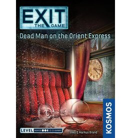 Kosmos Exit: The Game - Dead Man on the Orient Express