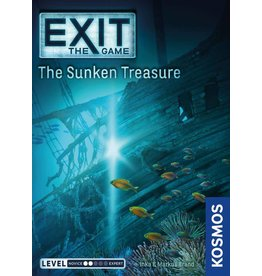 Kosmos Exit: The Game - The Sunken Treasure
