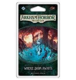 Fantasy Flight Games Arkham Horror LCG: Where Doom Awaits