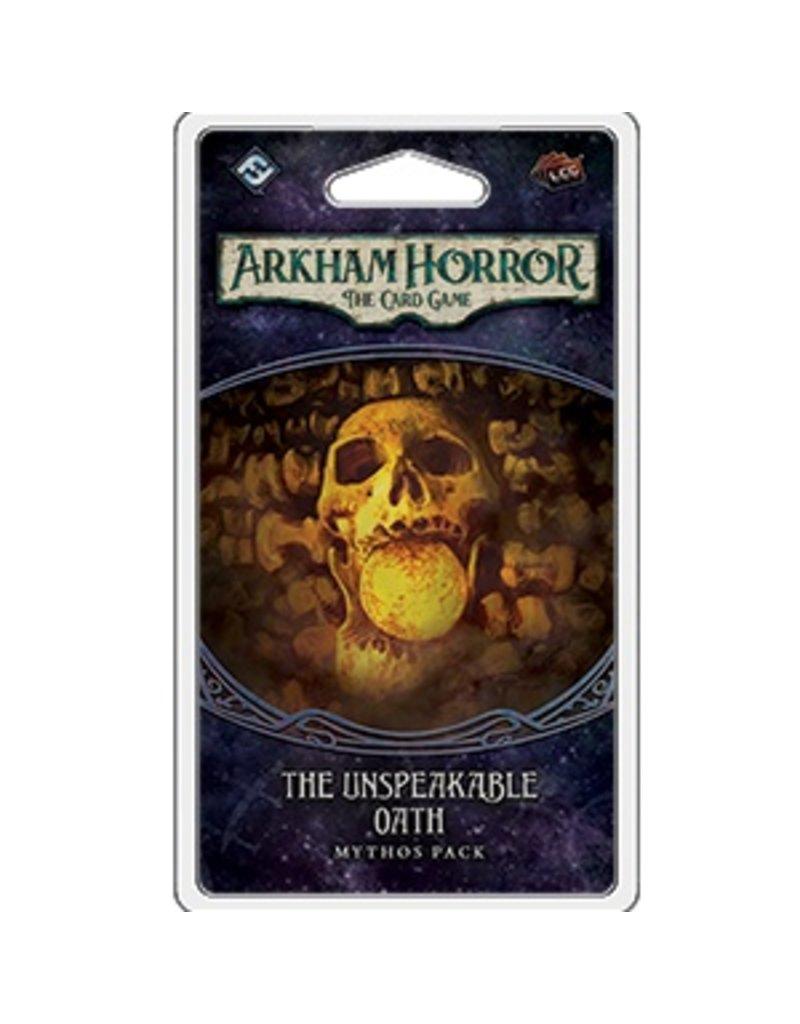Fantasy Flight Games Arkham Horror LCG: The Unspeakable Oath