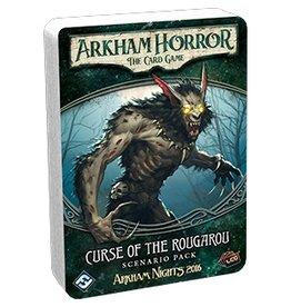 Fantasy Flight Games Arkham Horror LCG: Curse of the Rougarou