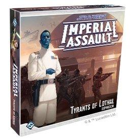 Fantasy Flight Games Star Wars Imperial Assault: Tyrants of Lothal