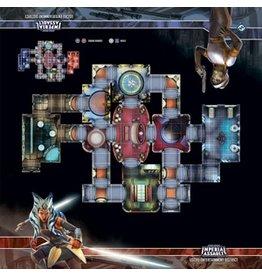 Fantasy Flight Games Uscru Entertainment District