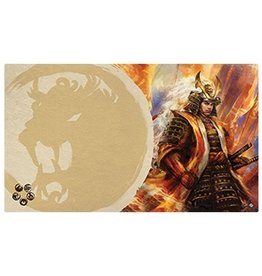 Fantasy Flight Supply Legend of the Five Rings LCG Playmat: Emperor (Lion)