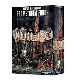 Games Workshop Sector Mechanicus Promethium Forge