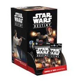 Fantasy Flight Games Star Wars Destiny: Empire at War Booster Box