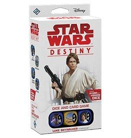 Fantasy Flight Games Star Wars Destiny: Luke Skywalker Starter Set