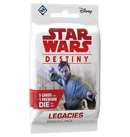 Fantasy Flight Games Star Wars Destiny: Legacies Booster Pack