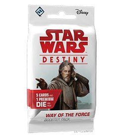 Fantasy Flight Games Star Wars Destiny: Way of the Force Booster Pack