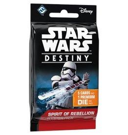 Fantasy Flight Games Star Wars Destiny: Spirit of Rebellion Booster Pack