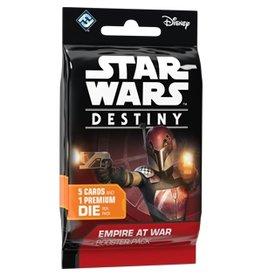 Fantasy Flight Games Star Wars Destiny: Empire At War Booster Pack
