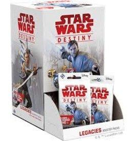 Fantasy Flight Games Star Wars Destiny: Legacies Booster Box