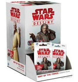 Fantasy Flight Games Star Wars Destiny: Way of the Force Booster Box