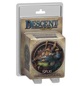 Fantasy Flight Games Descent 2E: Lieutenant Splig