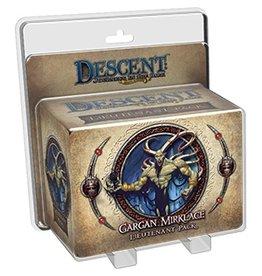 Fantasy Flight Games Descent 2E: Gargan Mirklace