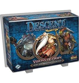Fantasy Flight Games Descent 2E: Visions of Dawn