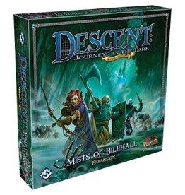 Fantasy Flight Games Descent 2E: Mists of Bilehall