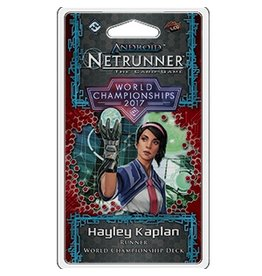 Fantasy Flight Games Netrunner LCG: 2017 World Champion Runner Deck Hayley Kaplan