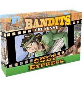 Ludonaute Colt Express: Bandits Cheyenne Expansion