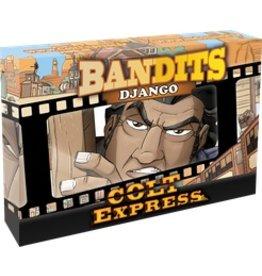 Ludonaute Colt Express: Bandits Django Expansion