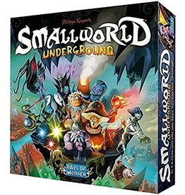 Days of Wonder Small World: Underground