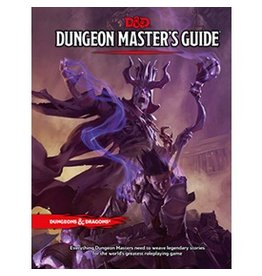 Wizards of the Coast D&D 5E: Dungeon Master's Guide