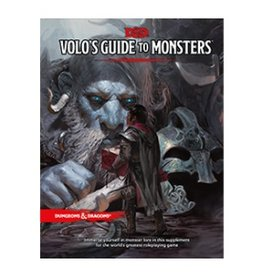 Wizards of the Coast D&D 5E: Volo's Guide to Monsters