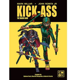 Cool Mini or Not Kick-Ass The Board Game