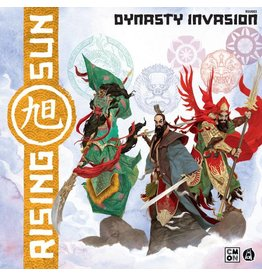 Cool Mini or Not Rising Sun: Dynasty Invasion