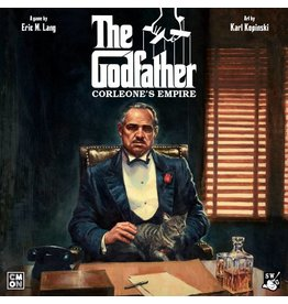 Cool Mini or Not The Godfather Corleones Empire