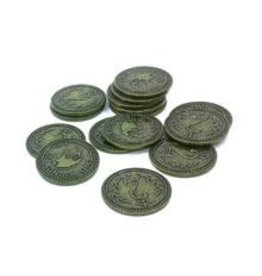 Meeple Source Scythe Metal Coins: $2