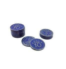 Meeple Source Scythe Metal Coins: $10