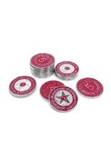 Meeple Source Scythe Metal Coins: $5
