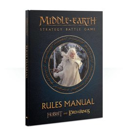 Games Workshop Middle-Earth Strategy Battle Game Rules