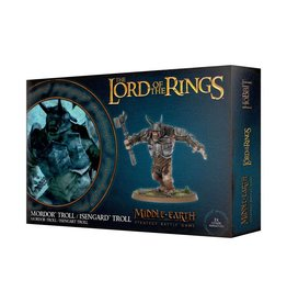 Games Workshop Middle Earth Strategy Game: Mordor™ Troll / Isengard™ Troll