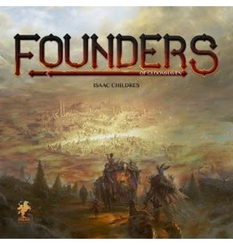 Cephalofair Games Founders of Gloomhaven