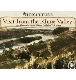 Stonemaier Games Viticulture: Visitors from the Rhine Valley