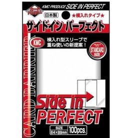 KMC KMC Perfect Fit Sideload Sleeves 100ct