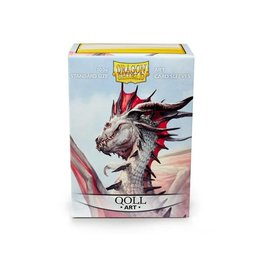 Dragon Shield Dragon Shield Art Series Sleeves: Qoll