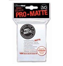Ultra Pro UP Pro-Matte Standard White 50ct