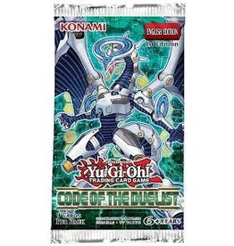 Konami Yu-Gi-Oh!: Code of the Duelist Booster Pack