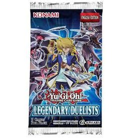 Konami Yu-Gi-Oh Legendary Duelists Booster Pack