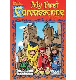 ZMAN My First Carcassonne