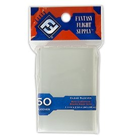 Fantasy Flight Supply FFG Mini European Sleeves 44x68mm