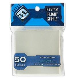 Fantasy Flight Supply FFG Square Board Game Sleeves 50ct 70x70mm